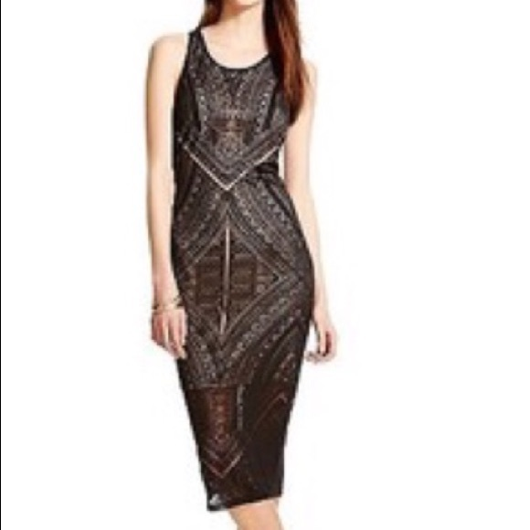 258fa12e7d060 Target Mossimo burnout dress